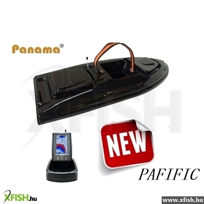 Panama Pacific Extra 40W Fekete TF500-as Halradarral Fulll Csomag