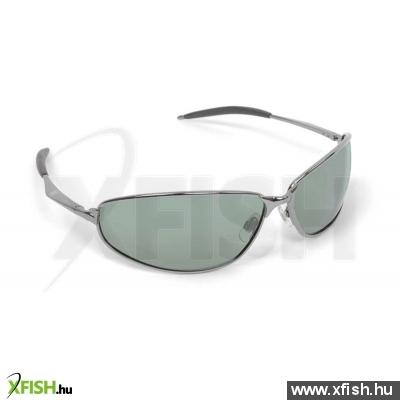 Preston Preston Polarised Sunglasses Steel Sportnapszemüveg Szürke Lencsével  Fém Kerettel c17590de8c