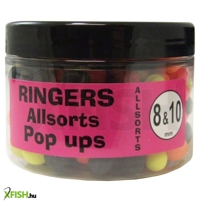 Ringers Allsorts Match Pop-Ups (8Mm & 10Mm) Feeder Csali