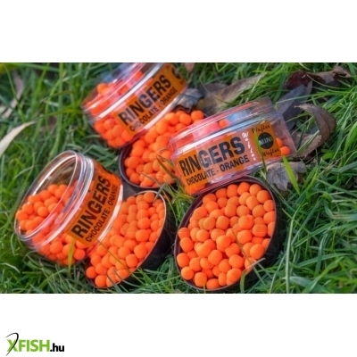 Ringers Chocolate Orange Wafter 4,5Mm Mini Method Feeder Csali