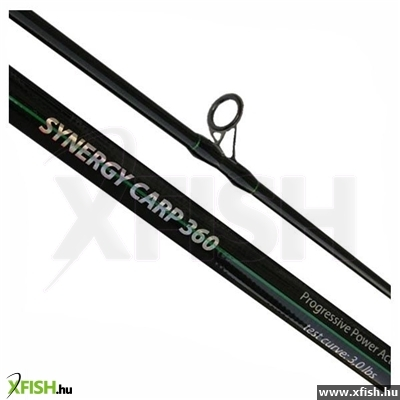Perfect Synergy Carp Full Handle Pontyozó Bot 390 Cm 3 Lbs 2 Részes