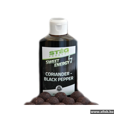 Stég Product Sweet Energy Aroma Coriander-Black Pepper 200Ml