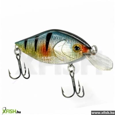 Nevis Big Belly Wobbler 5 Cm Fekete Hátú Sügér (8601-300)