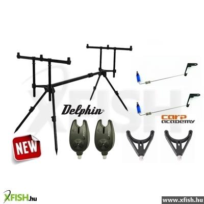 -1 238 Ft Delpin Bronx Rod Pod Eurosignal Kapásjelzők Eco Swingerek 2 Botos 7fe50280db