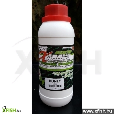 Xtra Baits Super X Aroma & Booster- Honey (Méz) Aromakoncentrátum 500G