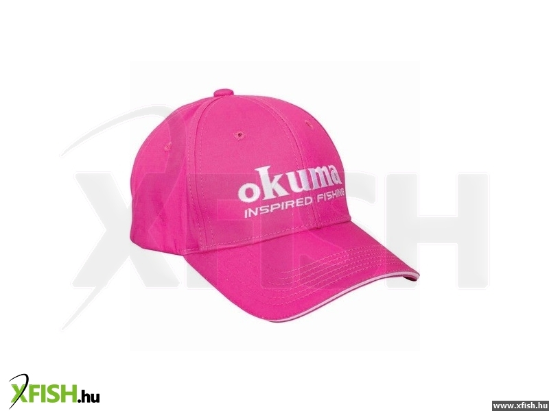 Okuma Pink Hat Sapka  bf943ac324
