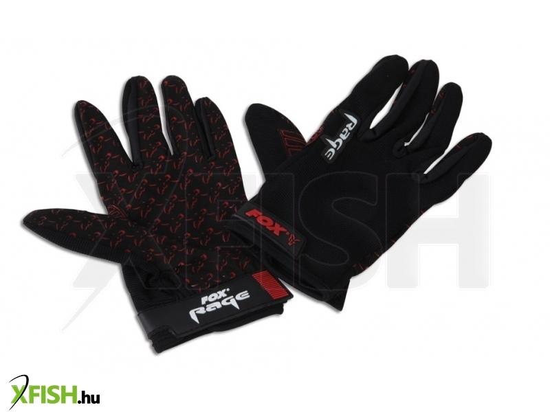 Bekleidung Angelsport Rage Gloves Size XL Pair