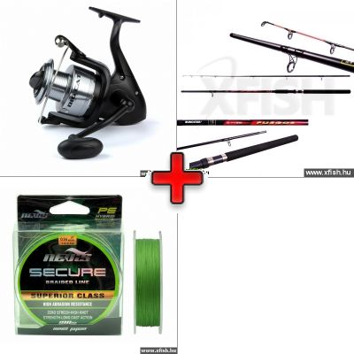 Xfish Catfisher szett