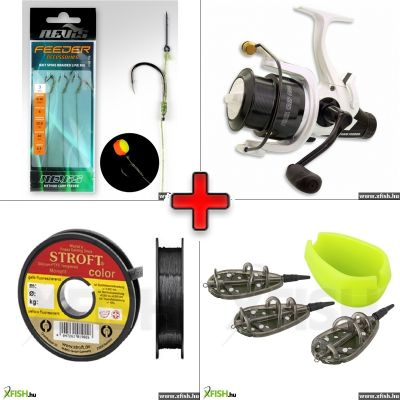 Xfish Power Feeder szett