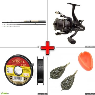 Xfish Sprint Mode feeder szett